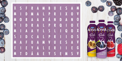 ¿Ya conocen los tres sabores de Activia Fresh? ¡Apostamos a que los encuentran! http://t.co/ZuvWNlKxED