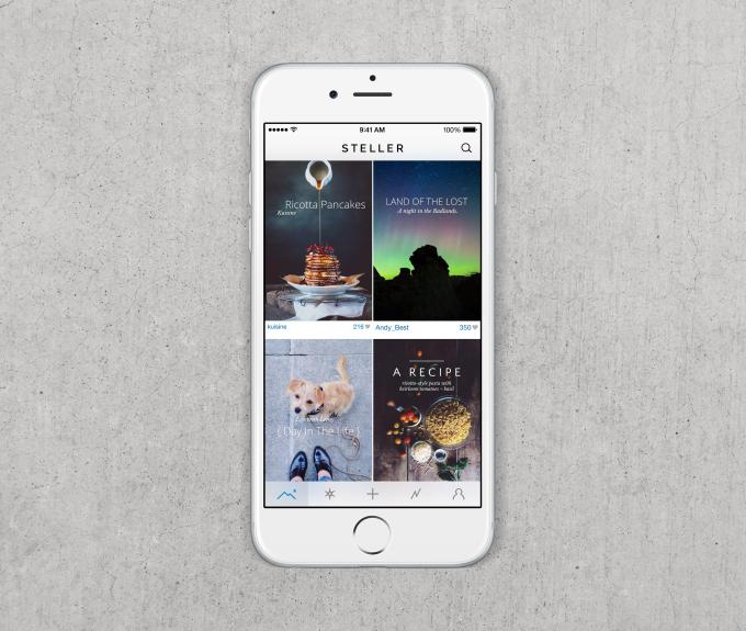 #StartUps Steller Storytelling App Gets A Huge Makeover http://t.co/Do4UBd8WoQ #NewsFeed