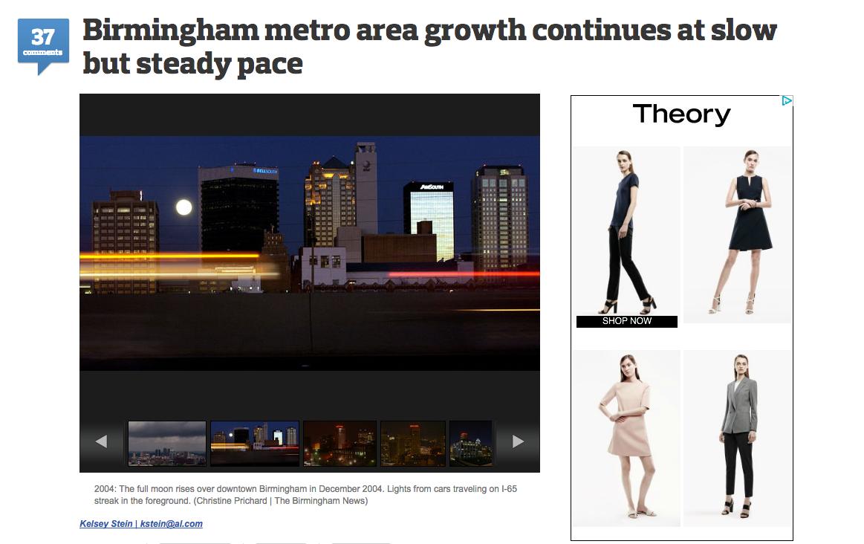 Thumbnail for Alabama Media Group customer service