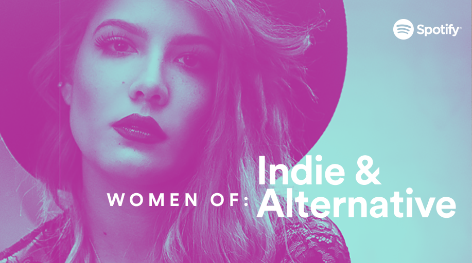 Before #WomensHistoryMonth ends, check out some of the most prominent voices in Indie rock: http://t.co/hdf8Z2P7FX http://t.co/4QcIWJLOwj