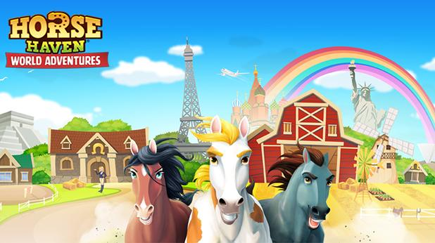 Ubisoft On Twitter Create Your Dream Horse Farm In Horse Haven World Adventures A New Free To Play Game Http T Co I5cduyj2cs Http T Co Ramfcusmqi