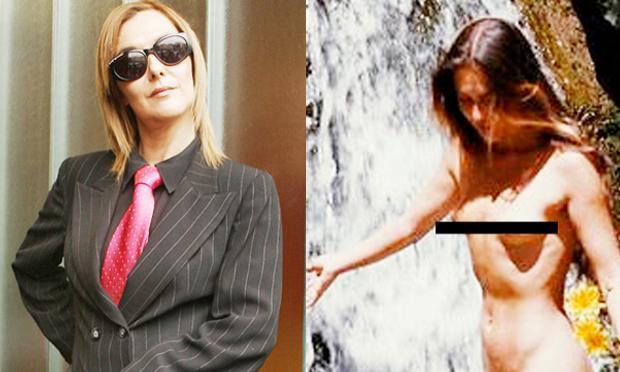Pamela Jiles Pamela Jiles Publica Desnudo Frontal Completo Scoopnest