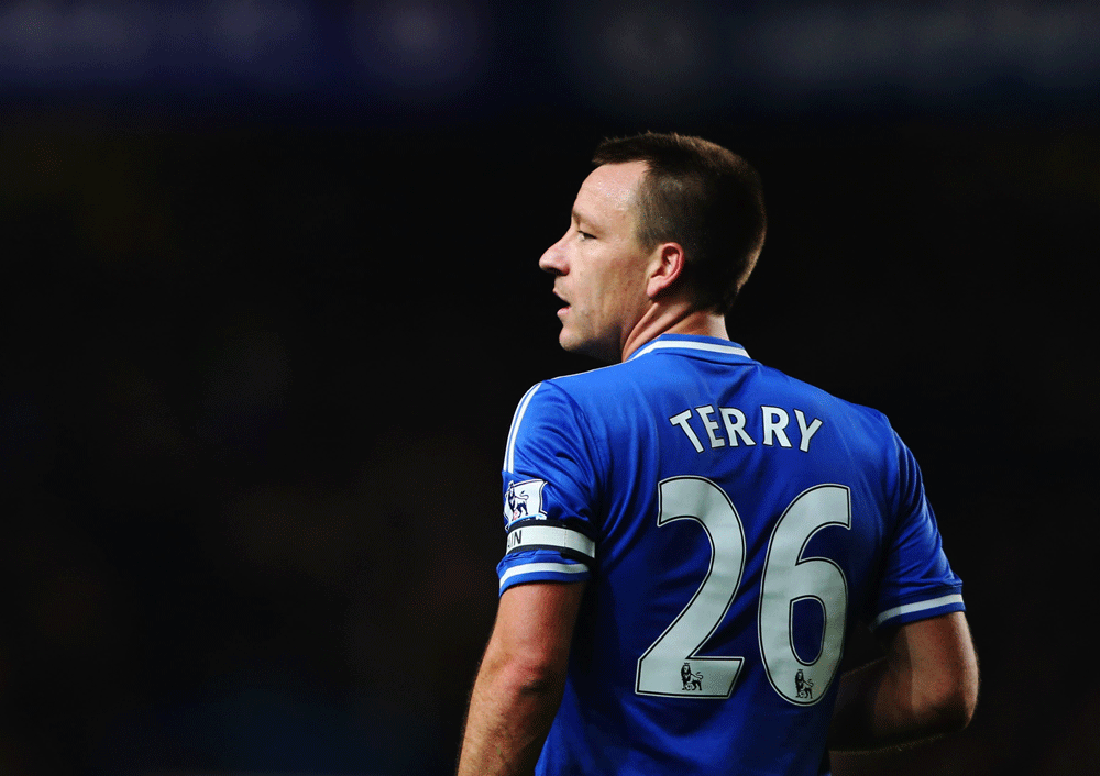 John Terry, Chelsea, Kontrak Baru