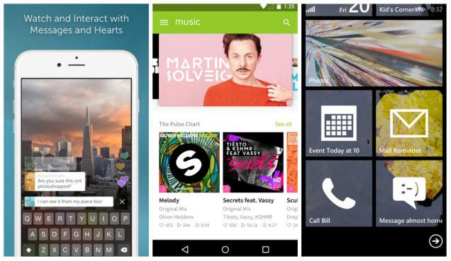 Our favorite Android, iOS, and Windows Phone apps of the week: