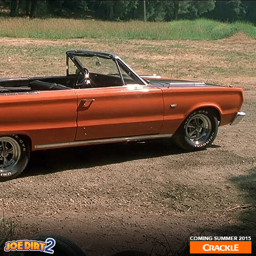 Joe Dirt 2 On Twitter Did You Know The Convertible Hemi Used In