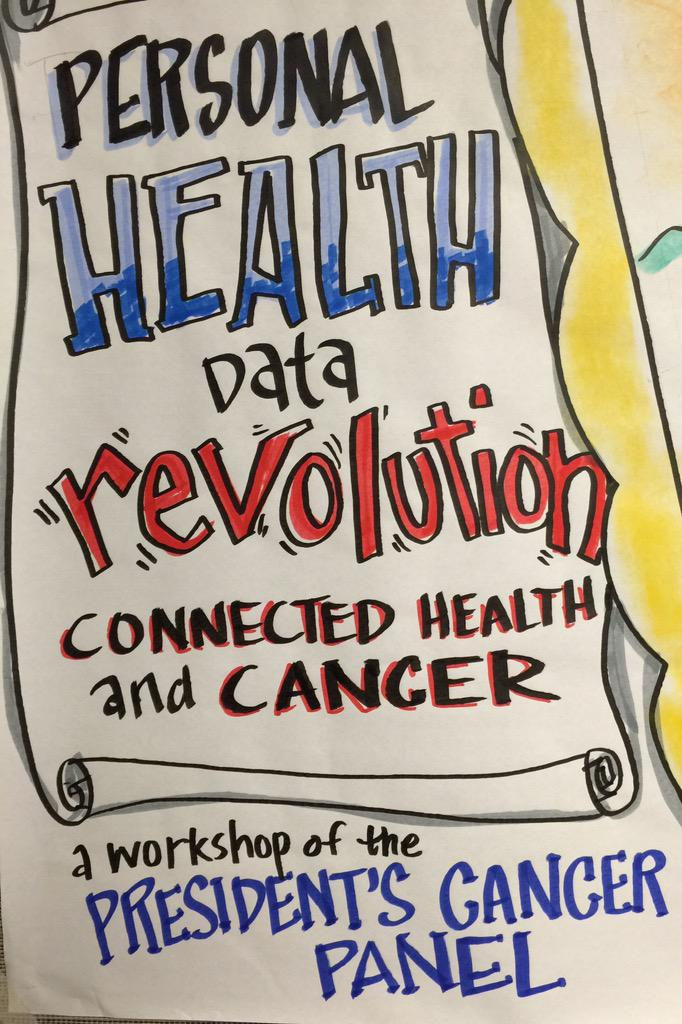 Thumbnail for The Personal Health Data Revolution, Connected Health, and Cancer