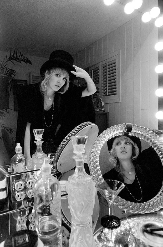 """""""I have no fear, I have only love"""" #TBT to .@StevieNicks in 1981 http://t.co/CYTSFhxzWa"""