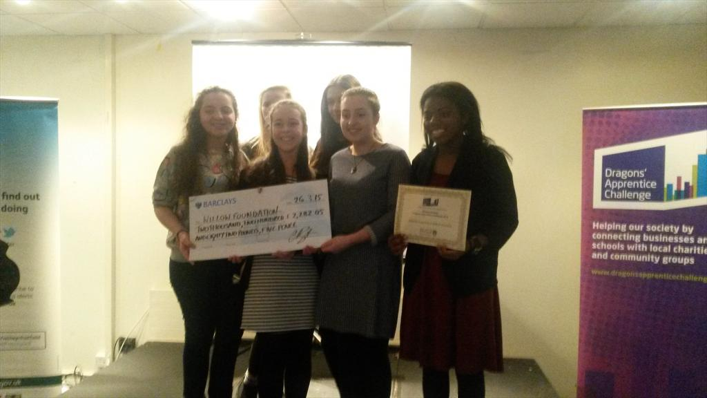Congrats Bishops Hatfield Girls' School on an amazing 2,282 raised for the @Willow_Fdn #WHDACawards2015 http://t.co/RPDgMu5CzM