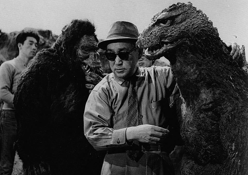 Eiji Tsuburaya King Kong Godzilla