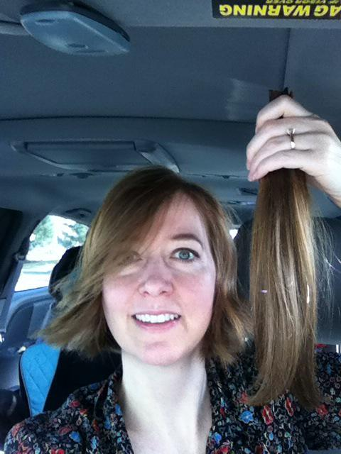 Always beautifulllllllll xxxx RT @haleshannon: I went short so I could donate my hair http://t.co/DuGEAlg7oJ