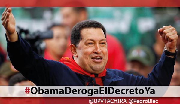 #VenezuelaEsEsperanza  #ObamaDerogaElDecretoYa  @UPV_Tachira http://t.co/Bl0JQeB6QK