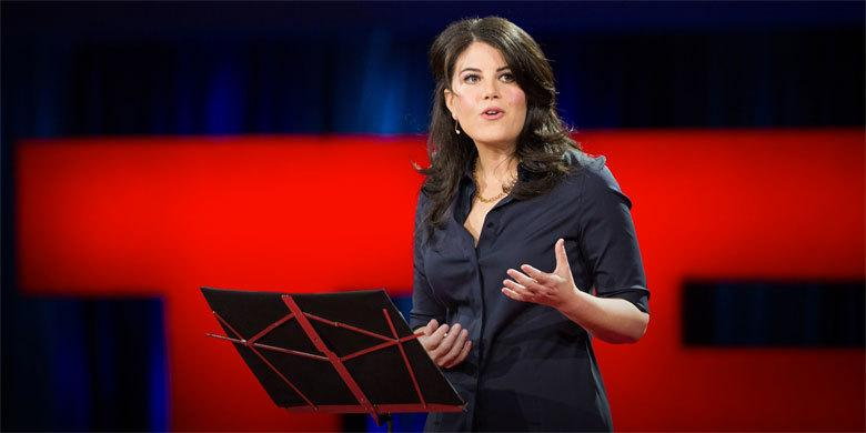 Monica Lewinsky's Asks Internet To Be More Compassionate http://t.co/apEUwQGd2k http://t.co/nkOJifSIMg