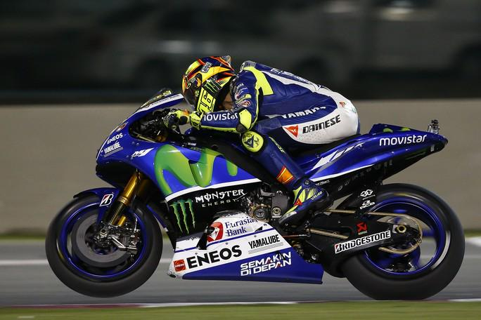 MotoGP Qatar 2015: qualifiche gara in diretta streaming su Sky Sport MotoGP HD
