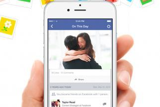 Perfect for #TBT Facebook's 'On This Day' feature will take you back in time http://t.co/rKTL3dwHkF http://t.co/CfVimE0ycK