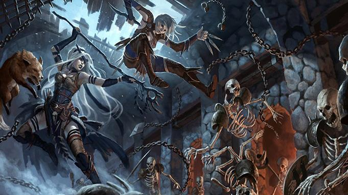 Character class Dungeons amp Dragons  Wikipedia