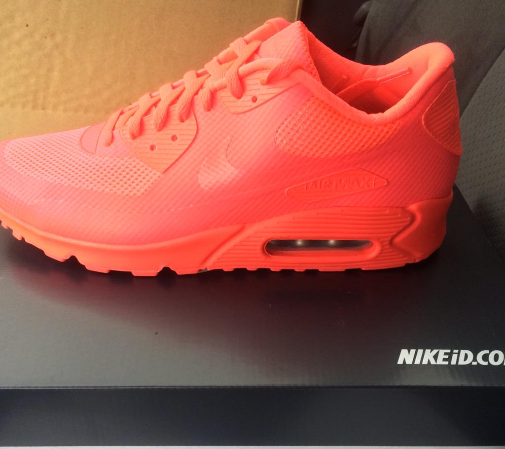 Nike #AirMax90 #Hyperfuse Navy USA Independence Day Edition