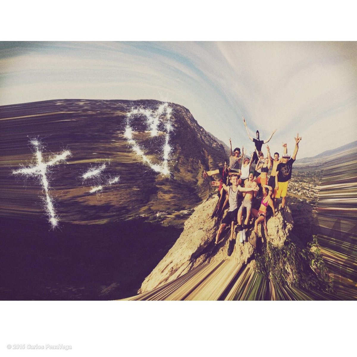 #thecrew #throwback to the amazing hike a few weeks back! @hillsongLA