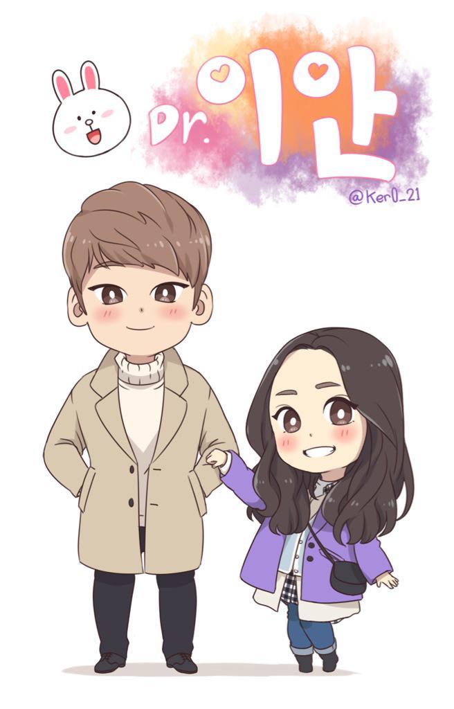 Korean Drama Movie On Twitter Cartoon Web Dr Ian