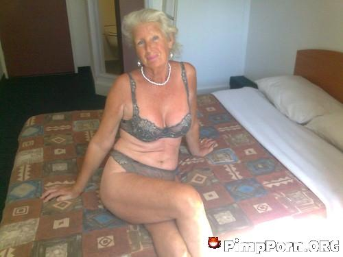 Free granny threesome video dam