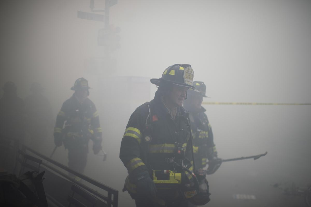 Thank you to our @FDNY heroes who arrived on site in #EastVillage within 2:47 minutes after getting the call.