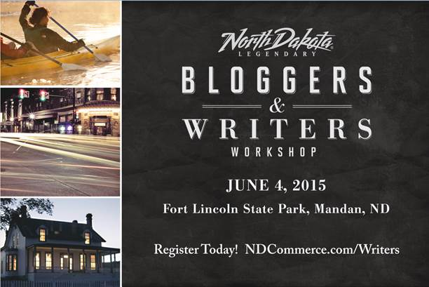 Thumbnail for North Dakota Bloggers & Writers Workshop 2015