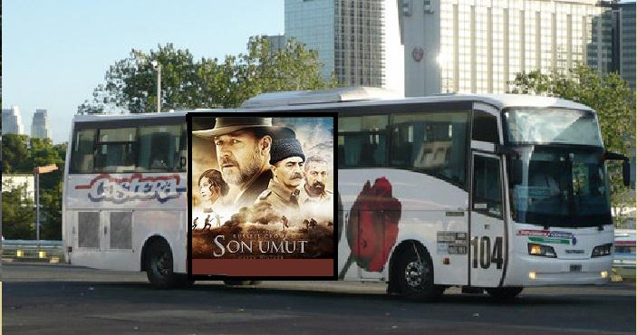 RT @marga19641964: @russellcrowe in Buenos Aires besides the posters in bus,drivers wear masks with your face!!...(in my imagination)♥:) ht…