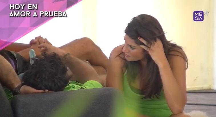 Estan Juntos Romina y Pedro Embedded Image Permalink