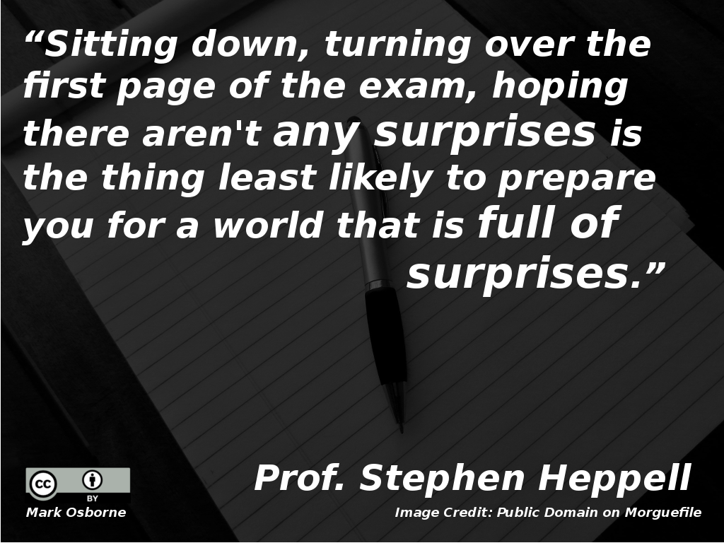 """@mosborne01: Here's a beauty from the very quotable @stephenheppell http://t.co/pALDirH4K7""< thanks!"