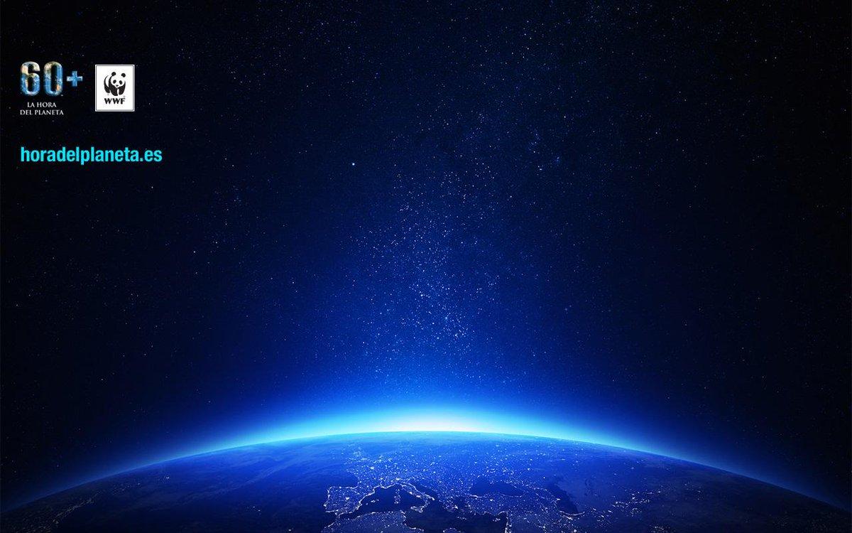 Mañana de 20:30 a 21:30 celebramos la #horadelplaneta. Millones de personas apagaremos la luz. http://t.co/uZM7C9kI3G http://t.co/j2PeCj9LyS