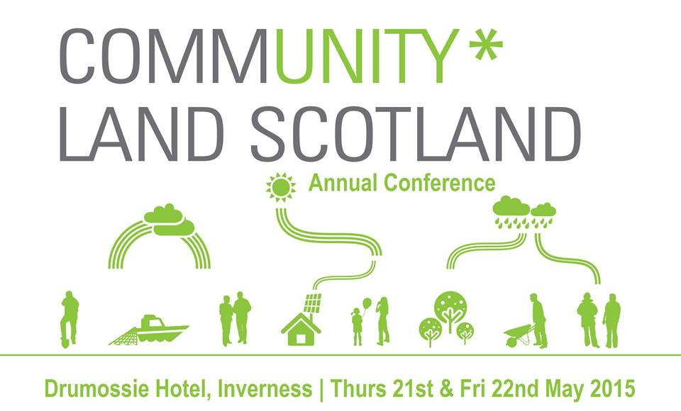 Community Land Scotland Logo