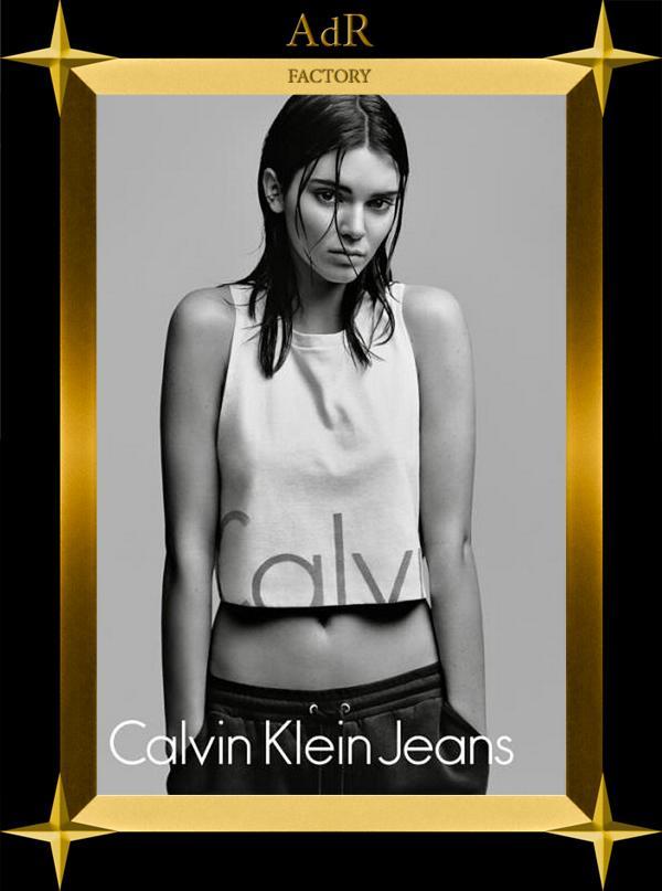 New face for #CalvinKlein #mycalvins is @KendallJenner > http://t.co/dV34xBxsvx http://t.co/OHG839sEe7