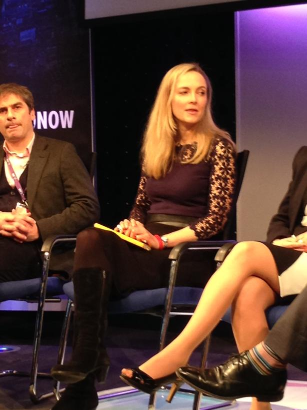 Coding can be empowering to people and emerging markets @robynscott #2030now http://t.co/uDXmpraxcV