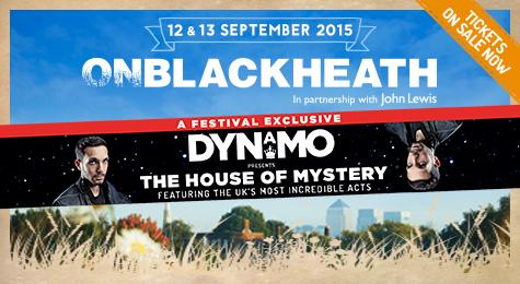 RT @TicketmasterUK: #tmAnnounced @Dynamomagician to perform @OnBlackheath. Prepare to have your mind blown! http://t.co/HiTh1LRP7T http://t…