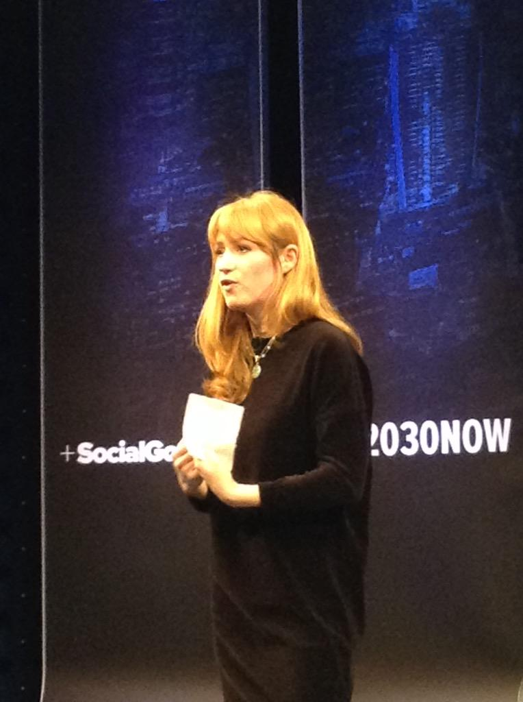 Tech is driving force of #ValuesRevolution transparency / connectivity / personal brand / tools for change #2030Now http://t.co/uyM3hUNfva