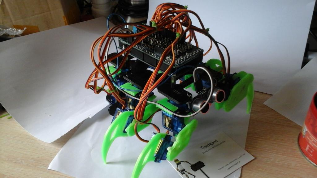 Robots y arduino