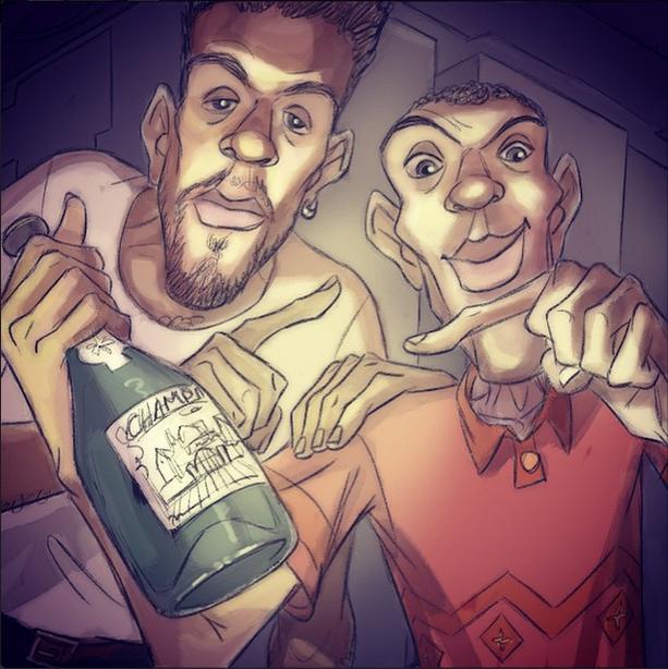 On trinque avec @Stromae ?  Rejoignez la soirée sur son compte @Instagram : https://t.co/dPvYPIw0mW http://t.co/Oo5dpqgA68