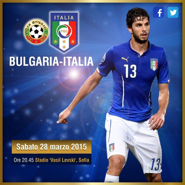 Bulgaria-Italia streaming rojadirecta