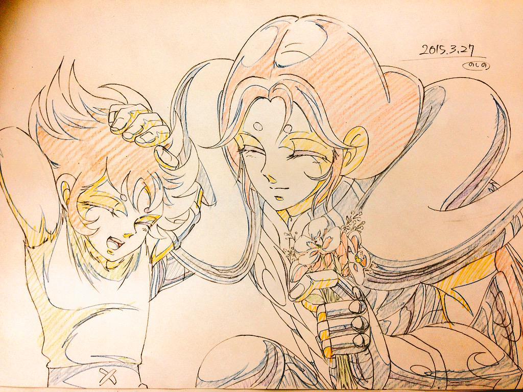 Saint Seiya - Page 9 CBHER5uUUAAVYR9