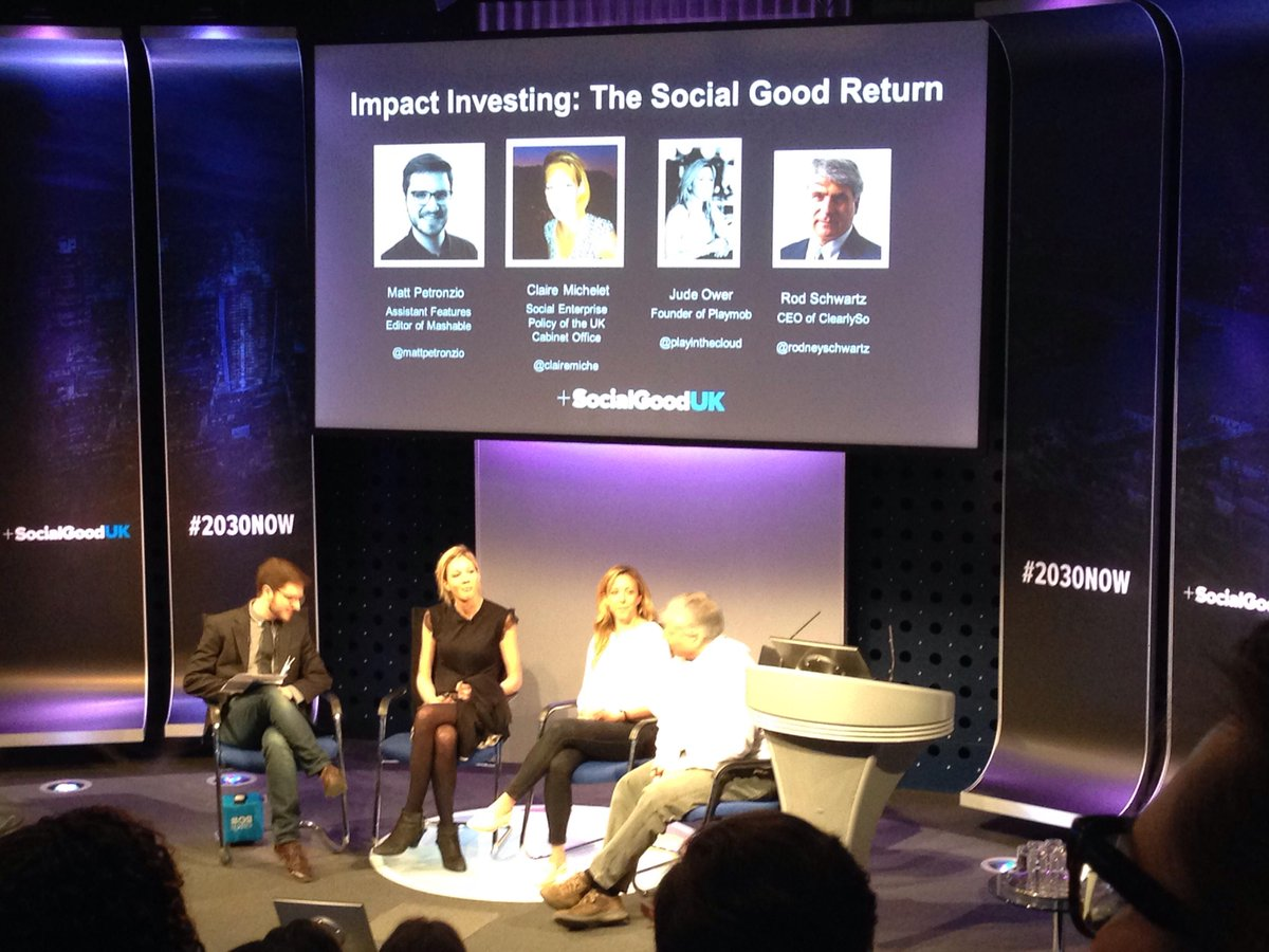 "Wise words ""Focus on generating the impact and not measuring it"" @rodneyschwartz #2030NOW http://t.co/qxQDjVQPhQ"