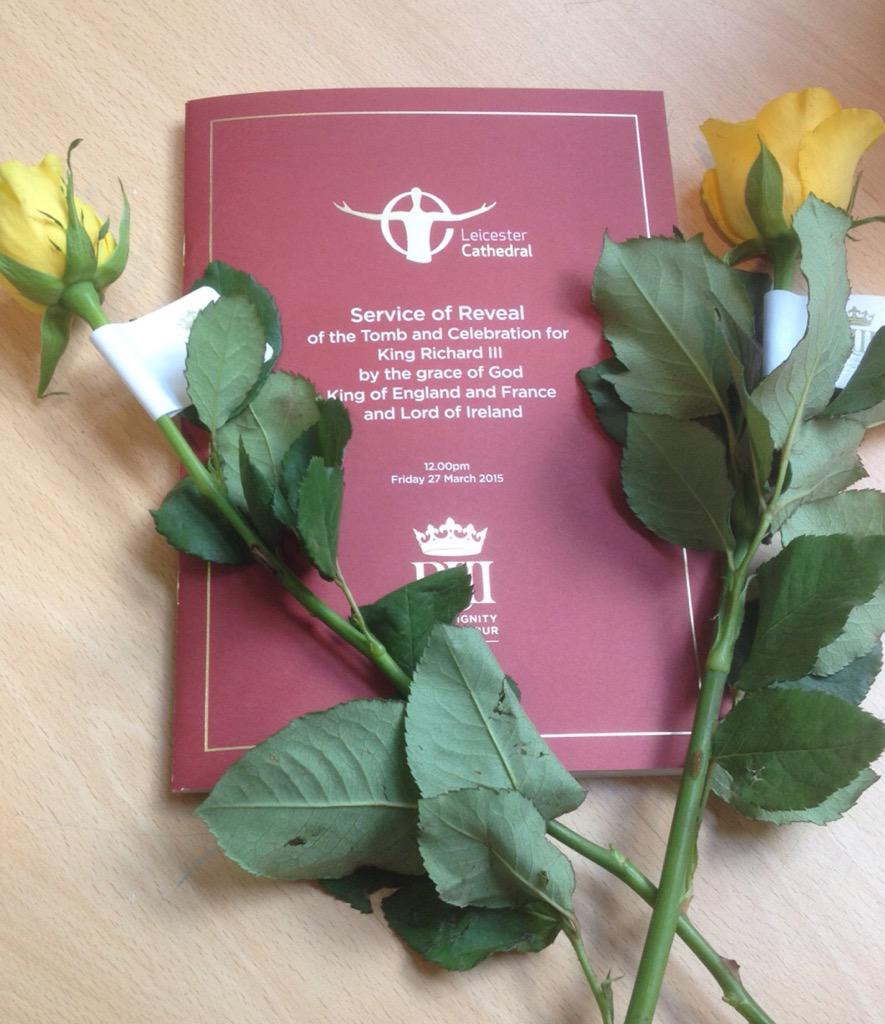 #RichardReburied–So ends an incredible week for Leicester