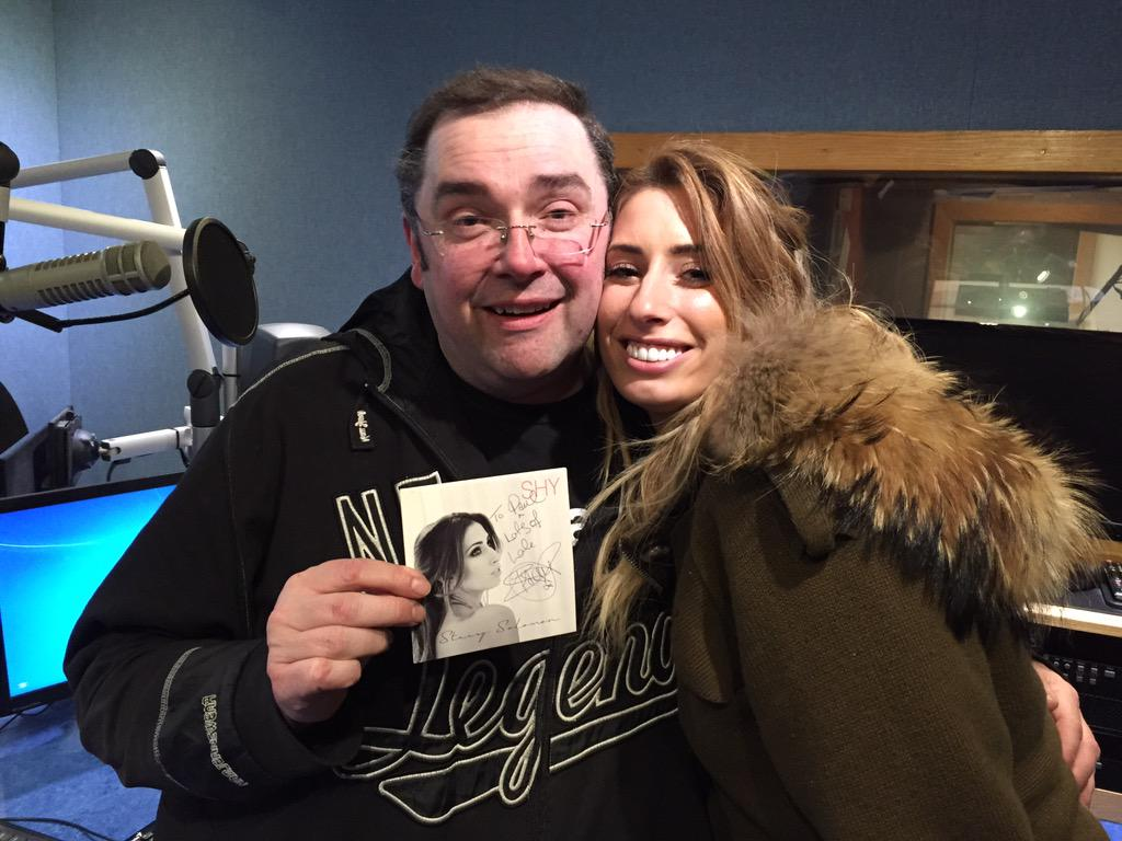 RT @paulfairclough: Lovely to have a chinwag with @StaceySolomon for @Signal2Official have a safe journey http://t.co/Js375Q2gqx