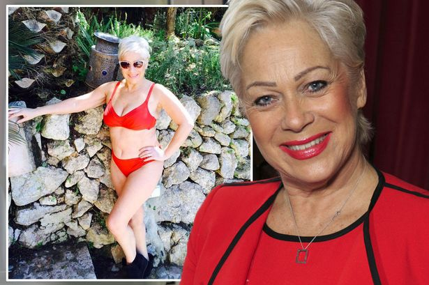 RT @MirrorCeleb: .@RealDeniseWelch , 56, proudly poses in her bikini http://t.co/vFJe1dFVnB http://t.co/Fr7U5YXD3g
