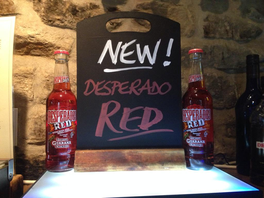Manor House Dronfield On Twitter New Desperado Red Flavoured With Guarana Cachaca Whatever They Are All The Rage In Mexico I M Told Http T Co Cof3um3rje