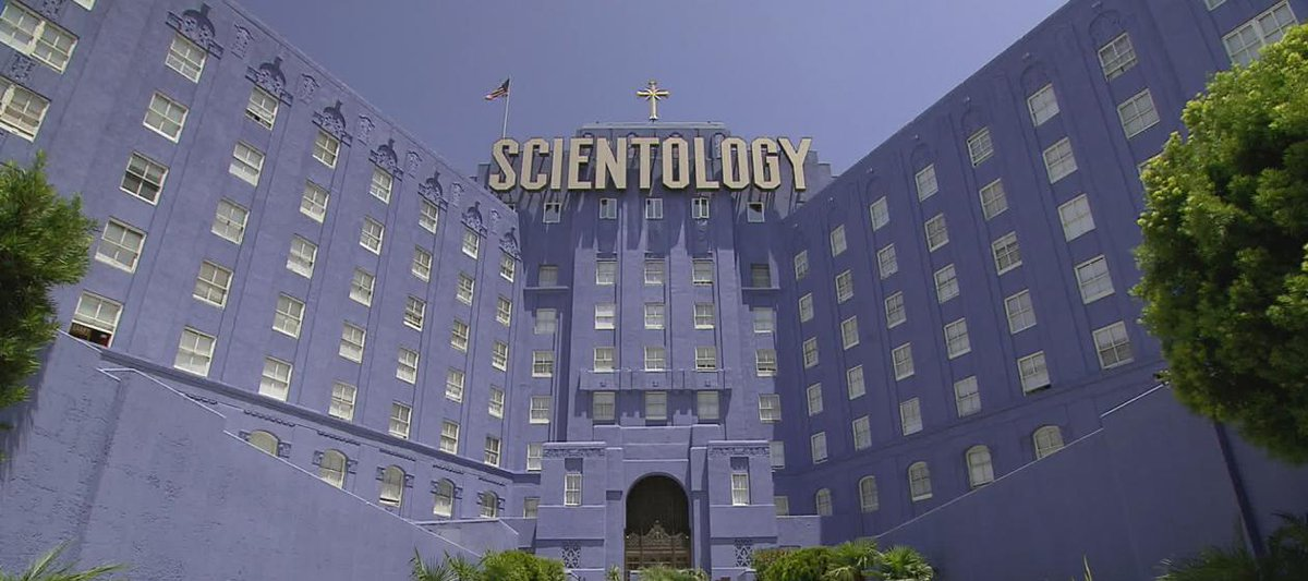 Am I the only one who thinks that this church of scientology looks like it belongs in a Wes Anderson movie http://t.co/stGGN9axZo