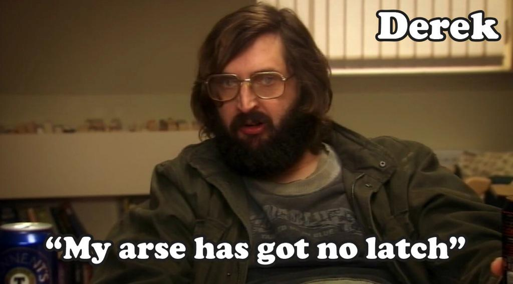 RT @DerekTVShow: See more of Cliff in the #Derek Special, coming to @netflix on Friday, April 3rd! http://t.co/5NzeKOzRN7