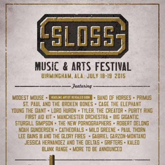 Birmingham Sloss Festival