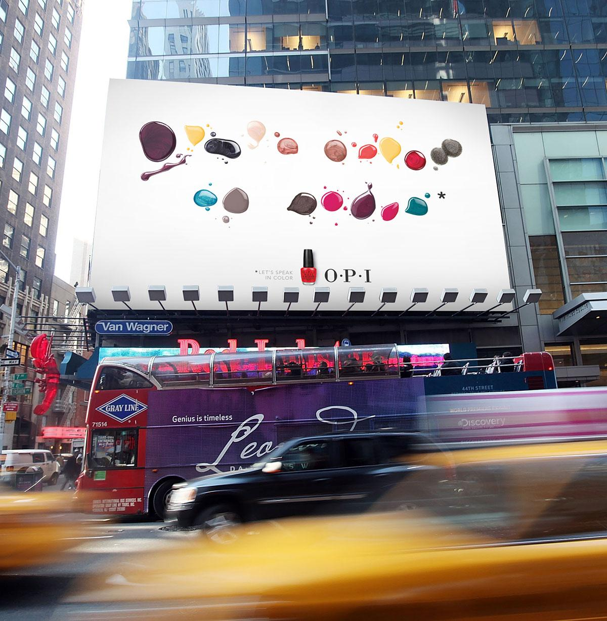 RT @Adweek: Ad of the Day: OPI brilliantly creates a whole alphabet from drops of nail polish. http://t.co/GCuaqPLk4F http://t.co/e618EkzMi1