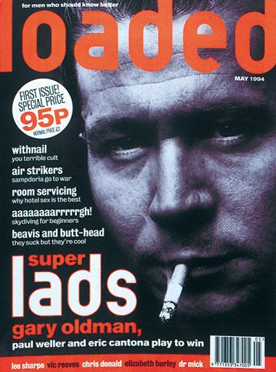 RT @Branwellcontent: Loaded to close - end of a (certain) era http://t.co/69ExjU4IVP via @mediaweek First issue had Gary Oldman on cover ht…