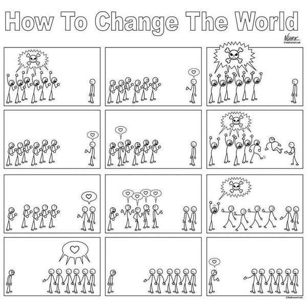 """@tombennett71: Yeah, this isn't how you change the world though, is it? http://t.co/tC7vXrtEyy"" > #BCAmb15"