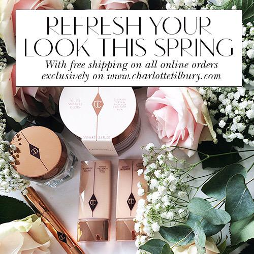 The new season has arrived! It's time to spring clean your makeup bag with FREE shipping on http://t.co/Cd0tQsInwD! http://t.co/c5yzKgWjP0